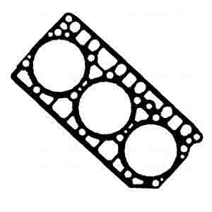 MERCEDES CYLINDER COVER GASKET ARC-EXP.303514 3270160820
