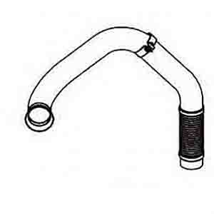 MERCEDES EXHAUST PIPE ARC-EXP.303587 9404900519