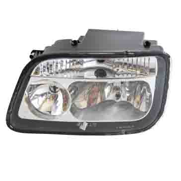 MERCEDES HEAD LAMP L ARC-EXP.303624 9438200161