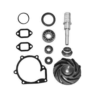 MERCEDES WATER PUMP REPAIR KIT ARC-EXP.303882 3552001404