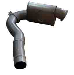 MERCEDES EXHAUST MUFLER ARC-EXP.304449 3754902619