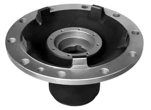 MERCEDES WHEEL HUB FRONT ARC-EXP.304666 3553340501