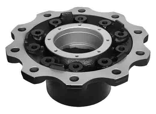 MERCEDES WHEEL HUB FRONT ARC-EXP.304667 9423341101