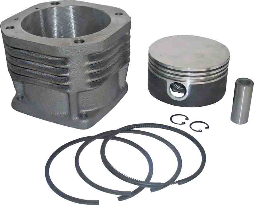 MERCEDES CYLINDER LINER WIHT PISTON&RINGS ARC-EXP.304674 4421300108