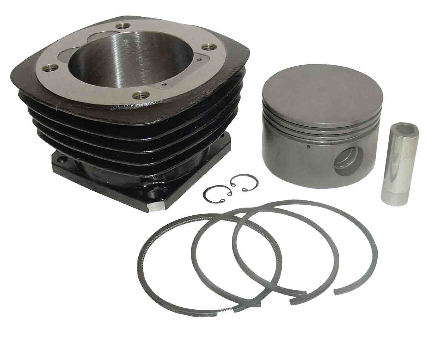 MERCEDES CYLINDER LINER WIHT PISTON&RINGS ARC-EXP.304678 0001300208S