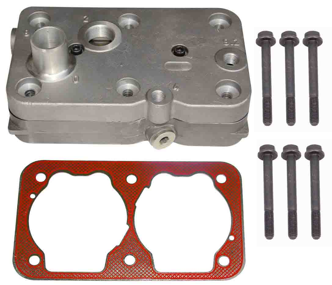 MERCEDES CYLINDER HEAD WIHT PLATE KIT ARC-EXP.304691 0011301615