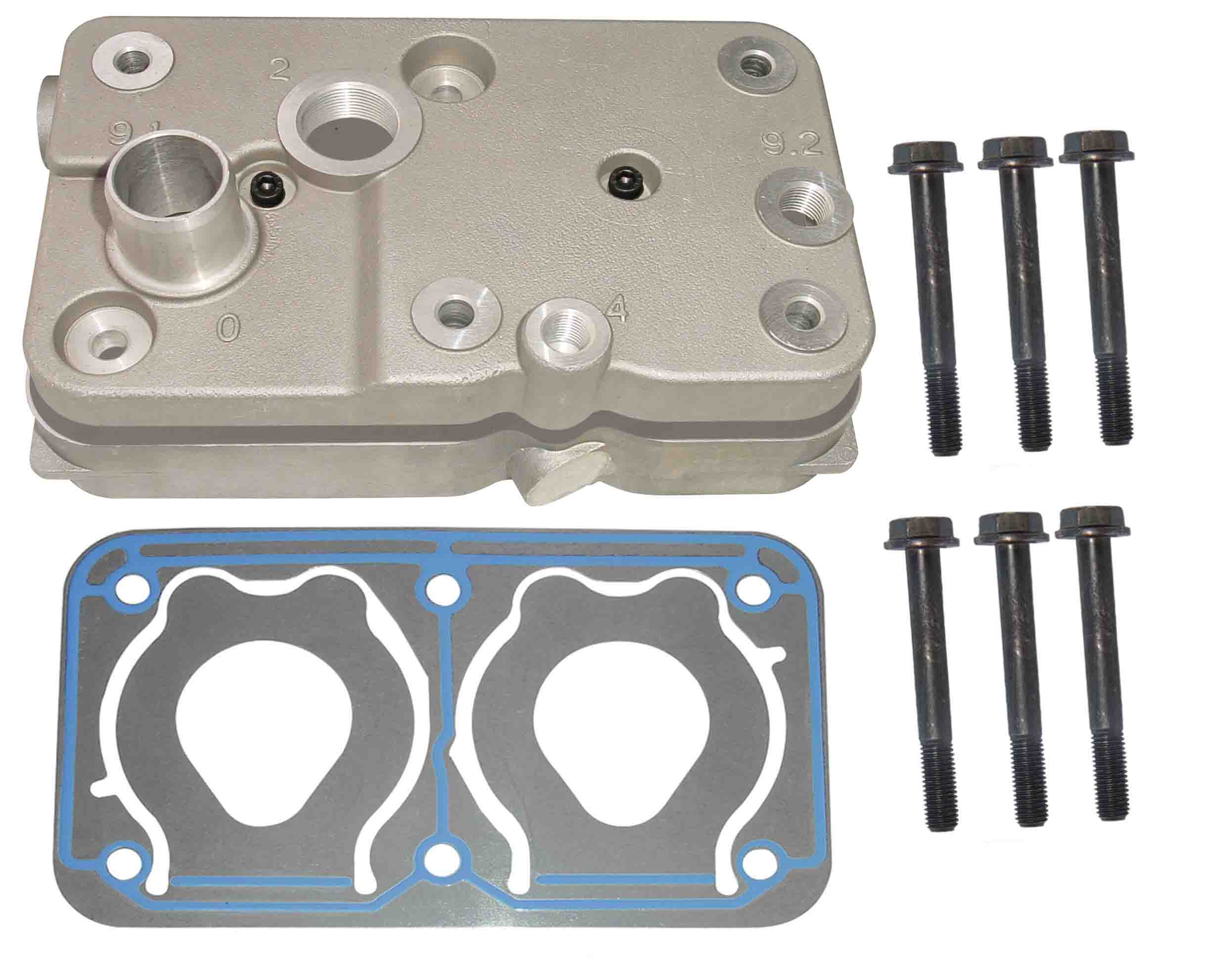 MERCEDES CYLINDER HEAD WIHT PLATE KIT ARC-EXP.304698 0011303015