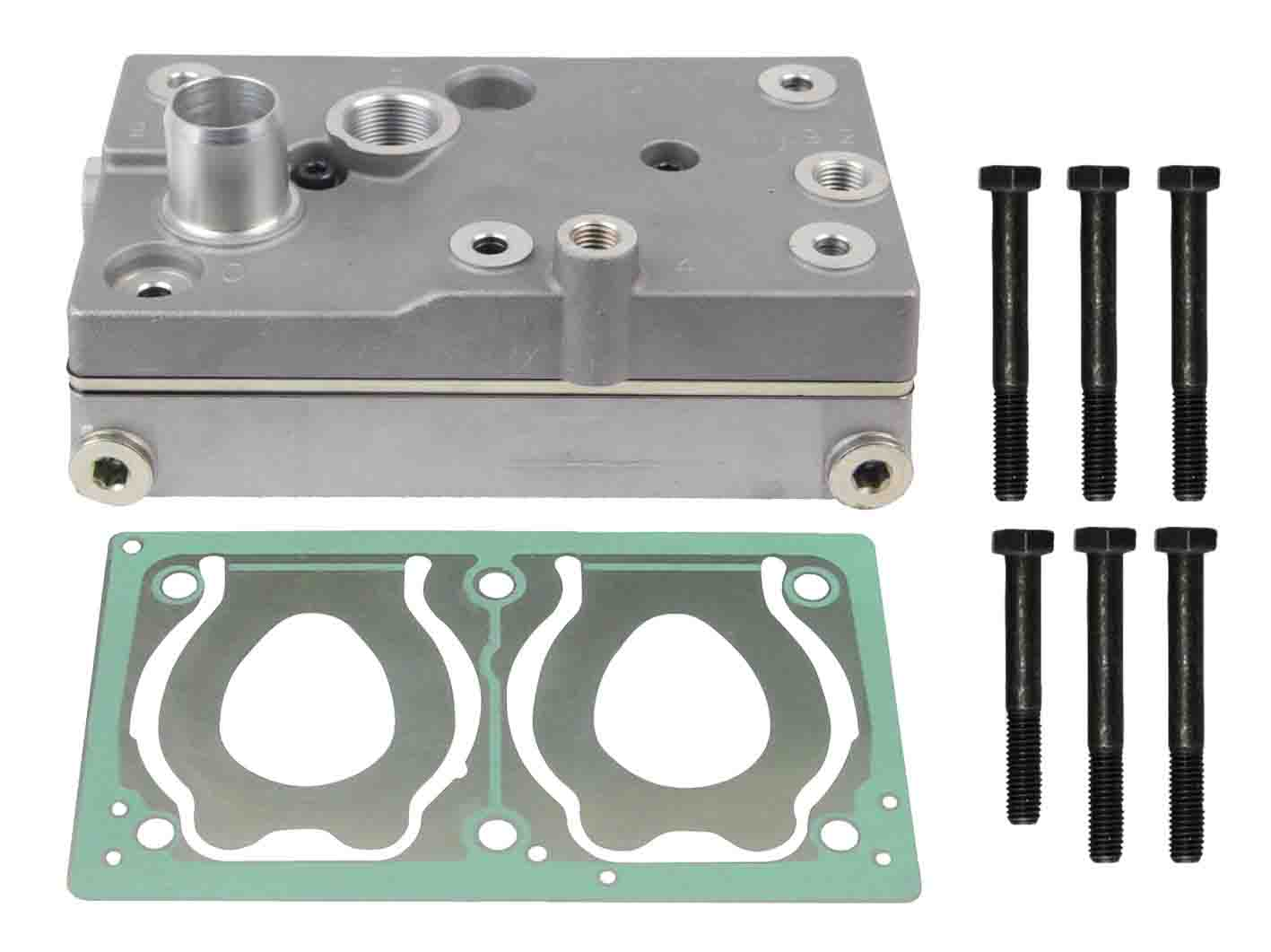 MERCEDES CYLINDER HEAD WIHT PLATE KIT ARC-EXP.304700