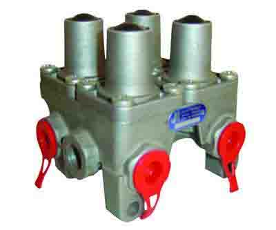 MAN FOUR CIRCUIT PROTECTION VALVE ARC-EXP.401369 81521515056
