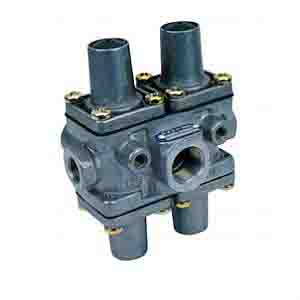 MAN FOUR CIRCUIT PROTECTION VALVE ARC-EXP.401399 81521516074