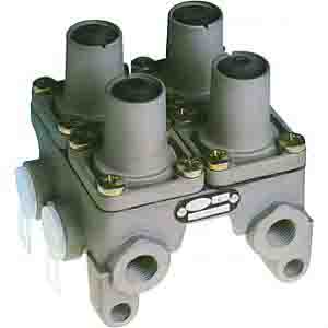 MAN FOUR CIRCUIT PROTECTION VALVE ARC-EXP.401403 81521516078
