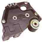 MAN REAR BRACKET FOR FRONT SPRING,R ARC-EXP.401695 81413016114