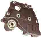 MAN REAR BRACKET FOR FRONT SPRING,L ARC-EXP.401696 81413016115