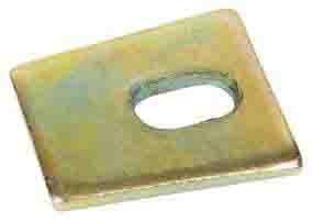 MAN LOCK PLATE 37 X 55 X 3,5 mm ARC-EXP.401764 81908010225 64908010003