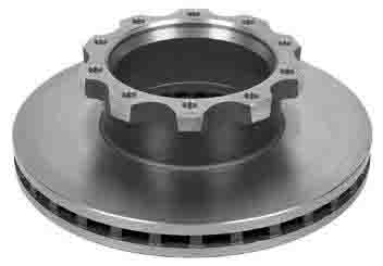 MAN BRAKE DISC ARC-EXP.401844 81508030009