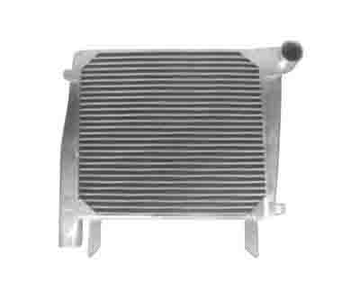 MAN RADIATOR FOR INTERCOOLER ARC-EXP.402260 81061300151