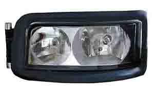 MAN HEAD LAMP ,L (RIGHT TRAFIC) ARC-EXP.402800 81251016427
