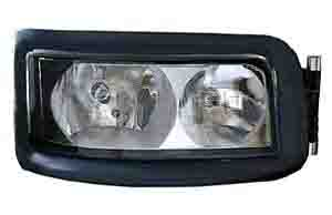 HEAD LAMP ,R (RIGFH TRAFIC) ARC-EXP.402801 81251016428