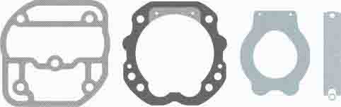 MAN COMPRESSOR GASKET KIT ARC-EXP.403647 81541246013S2