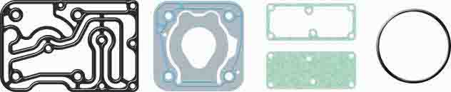 MAN COMPRESSOR GASKET SET ARC-EXP.403659 51541006042S1
