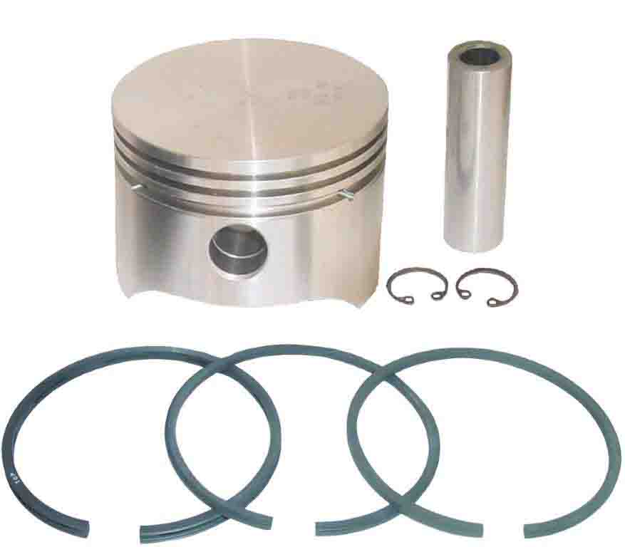 MAN COMPRESSOR PISTON & RINGS ARC-EXP.403736