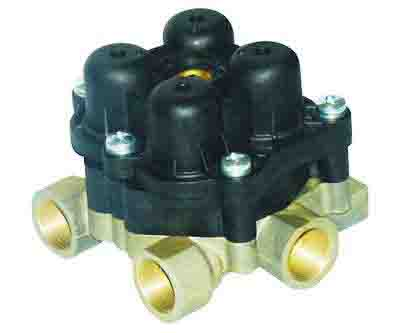 MAN FOUR CIRCUIT PROTECTION VALVE ARC-EXP.403903 81521516095
