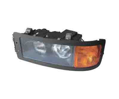 MAN HEAD LAMP, L (RIGHT TRAFIC) ARC-EXP.404247 81251016331
