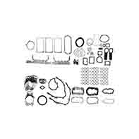 SCANIA GASKET KIT FULL ARC-EXP.500522 551386