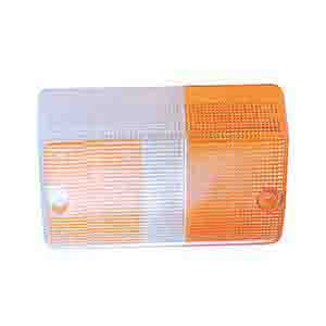 SCANIA SIGNAL LAMP GLASS ,LH ARC-EXP.500617 313659