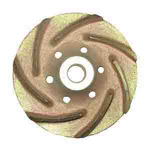 SCANIA IMPELLER ARC-EXP.500637 372310