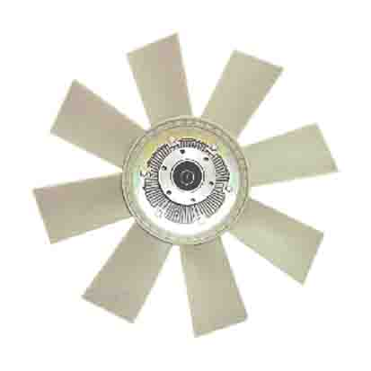 SCANIA FAN DRIVER WITH BLADE ARC-EXP.500722 1402869 571083 571084 1354980 1412398