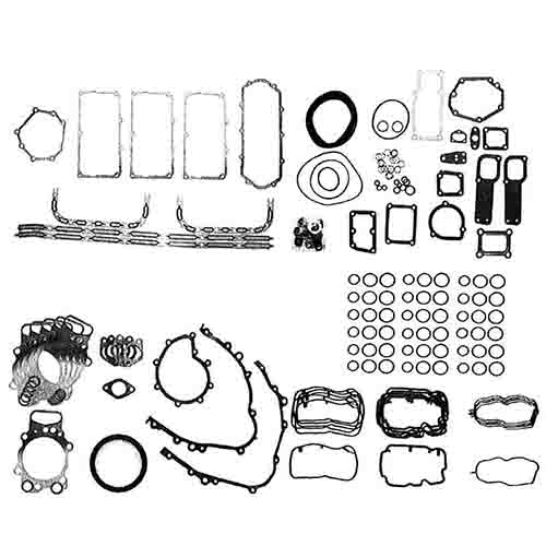 SCANIA GASKET KIT FULL ARC-EXP.500758 551356