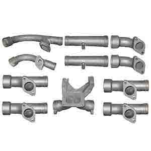SCANIA EXHAUST MANIFOLT-SET ARC-EXP.500835