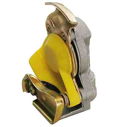 SCANIA PALM COUPLING-YELLOW ARC-EXP.501307