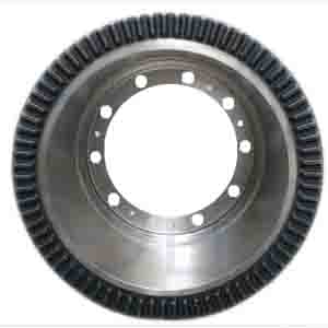 SCANIA BRAKE DRUM -REAR ARC-EXP.501316 360573