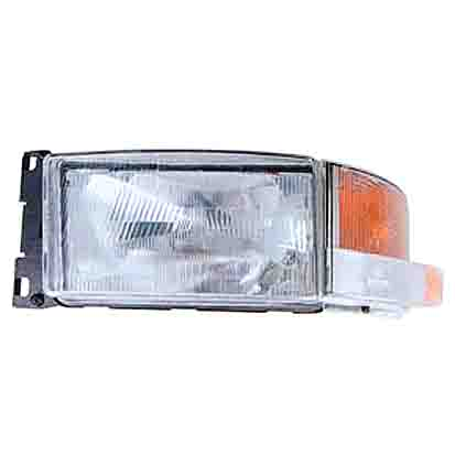 SCANIA HEAD LAMP, L ARC-EXP.501368 1732507