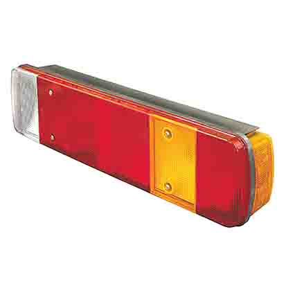 SCANIA TAIL LAMP, L ARC-EXP.501785 1504608