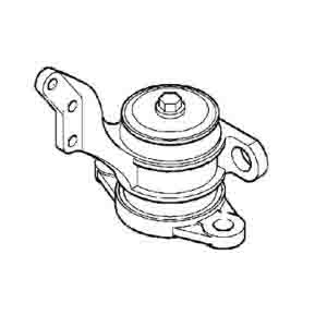 RENAULT ENGINE MOUNTING, FRONT ,R ARC-EXP.600048 5010460295