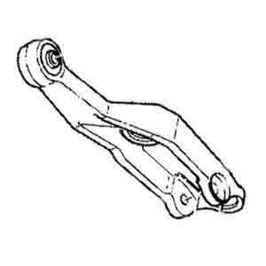 RENAULT CABIN BRACKET, R ARC-EXP.600060 5010552053