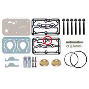 RENAULT COMPRESSOR REP.KIT ARC-EXP.600065 7485102274