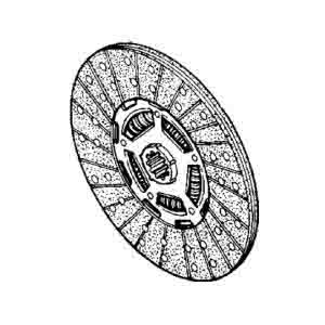 RENAULT CLUTCH DISC ARC-EXP.600394 5516021260