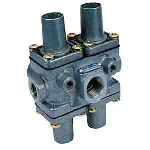 RENAULT FOUR CIRCUIT PROTECTION VALVE ARC-EXP.600474 5000869119