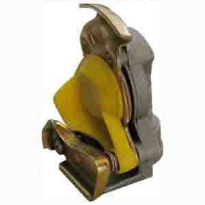 RENAULT PALM COUPLING YELLOW ARC-EXP.600530 0037534500