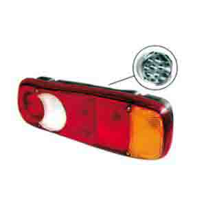 RENAULT TAIL LAMP RIGHT WITH SOCKET ARC-EXP.600761 5001846844
