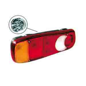 RENAULT TAIL LAMP LEFT WITH SOCKET ARC-EXP.600762 5001846843