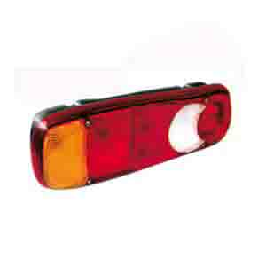 RENAULT TAIL LAMP LEFT WITHOUT SOCKET ARC-EXP.600763 5001846847 5010392014